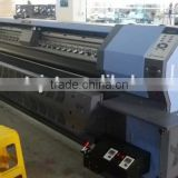 Guangzhou Factory 3.2m Outdoor Printing Machine use DX5 and DX7 Printhead Eco Solvent Digital Printer