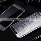 0.33MM Silver Tempered Glass Sticker, For Iphone 6 Screen Protector 3D Touch Tempered Glass