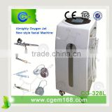 CG-328L on promotion! portable oxygen spray for skin rejuvenation and tighening photodynamic therapy machine