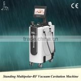 RF 3D C&R&V system multi-polar RF body shaping beauty equipment 5 handles with CE