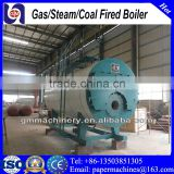 Factory Price High efficiency Gas Fired General Industrial Boiler,Steam/Coal/Oil fired boiler