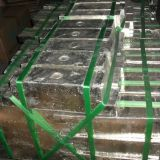 Nonferrous metals tin ingot with good quality