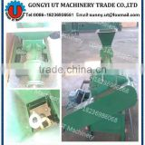 Cubic and Round Shape Bars Charcoal extruder machine, Charcoal rods extruding machine,Charcoal sticks extrusion machine