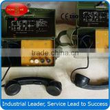 HCX-3 portable magneto telephone from China coal