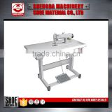 lockstitch flat bed shoes sewing machines walking foot machine shoes shoe making machine