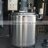 Stainless steel mixing tank (open type)