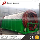 High efficiency sand processing equipment trommel screen for sale