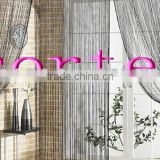 decorative window/door string curtain/line screen for room divider
