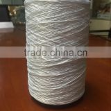 Simthread super shiny and white sewing threads high tenacity polyester threads