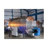 PLC Chemical Wood 10 Ton Dual Fuel Gas Oil Fired Steam Boiler