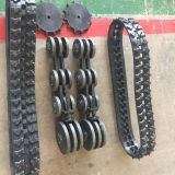 Small Rubber Track for ATV/SUV/UTV/Rubber Track Undercarriage