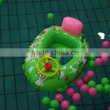 The new 2014 baby swim ring The horn car take a boat pattern by PVC inflatable boat