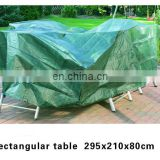 Rectangular table cover 210*160*80cm, 295*210*80cm / Best selling furniture cover