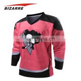 Custom Made Breathable Team Set Professional Ice Hockey Jerseys For Adults
