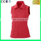 women's jacket without sleeve,womens winter warm vest(6 Years Alibaba Experience)