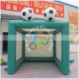 Bule inflatable football file for adults air soccer for sale