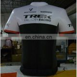 Inflatable advertising Replica/inflatable black and white T-shirt with full digital printing