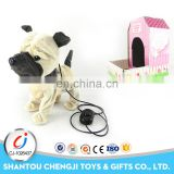 Famous cartoon cheap custiom design mini stuffed dog toys for kids