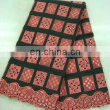 african swiss voile lace(A-27-7)