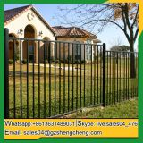 High strength football field fence steel chain fencing