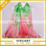 cotton voile Scarf female air conditioning shawl scarf