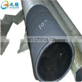 Best thick high pressure water conveying synthetic rubber 6 / 8 / 12 inch suction hose for sale