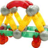 Puzzle Anxiety Toy Magnetic Builders