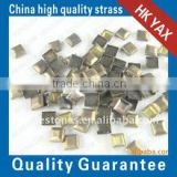 china hot selling hotfix lead free nickel copper;2014 high quality lead free nickel copper hotfix supplier;copper hotfix