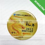 HF Thin Rewritable Printing NFC epoxy sticker / tag with Anti-metal Layer For Mobile Phone