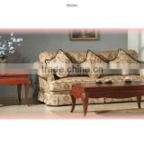 hotel lobby sofa with coffee table PFS2036A
