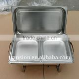 stainless steel Chaffing dish size 1/1 full size
