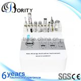 Acne Removal 7 In 1 Diamond Microdermabrasion No Needle Mesotherapy And Oxygen Spray Facial Machine On 2016 Skin Scrubber