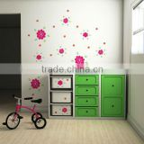 acrylic sticker home decoration pieces