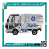 liquid waste trucks, 2000kgs Loading Weight, Closed Cab, pure electric,CE approved
