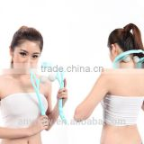 Health care products manual ABS TPR material neck shoulder massager