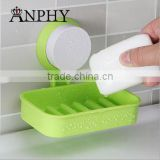 AN610 ANPHY Bathroom Plastic Wall Mounted Soap storage racks,Storage case