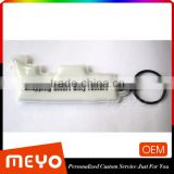 Manufacturer of brand name metal key ring for holiday promotion gift                                                                                                         Supplier's Choice