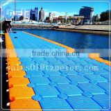 HDPE Floating dock for plat