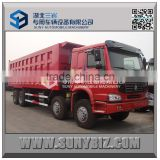 25cbm to 32cbm china dumper 60ton 8x4 howo heavy duty dump truck
