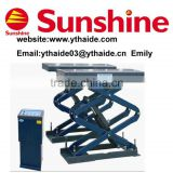 SUNSHINE brand car hydraulic lift/car service equipment (SXJS3018)