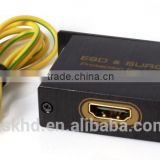 Protect HDMI input and output for ESD and Lightning Surge / Protect HDMI input and output for ESD and Lightning Surge
