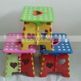 Plastic Folding Step Stool Kids Stool child stool