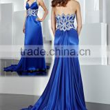 Flamboyant Blue Evening Dresse/ Prom Gown - Size 2 to 26W