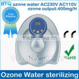 Wholesale water ozone sterilizing air purifier 3188 AC110V 60Hz Ozone output 400mg/H Fruit disinfection