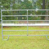 @$% Heavy duty hot dipped galvanized horse panels /metal livestock field farm fence gate for cattle or horse