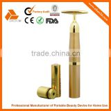 Notime anti-wrinkle / face lift golden spoon / facial beauty care device