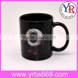 Wholesale Ceramic Chameleon Stoneware Mug For Promotion Sublimation