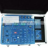 Teaching aid equipment,Electronic trainer,Digital Electronic Training kit (module tape)