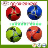 Customize soccer ball pvc wholesale football ball DEAK Brand Custom Print pvc soccer ball