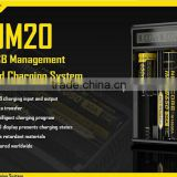 Ten One Offer Nitecore UM20 Battery Charger with UM20 USB Management and Charging System for Wholesale